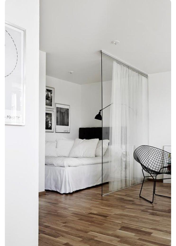 Cortinas ideales para separar ambientes de forma - Formas de cortinas ...