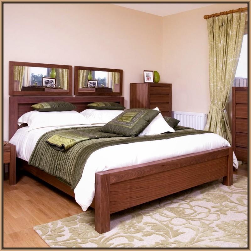 Camas de rattan en dormitorios modernos el parana diario - Modelo de camas ...