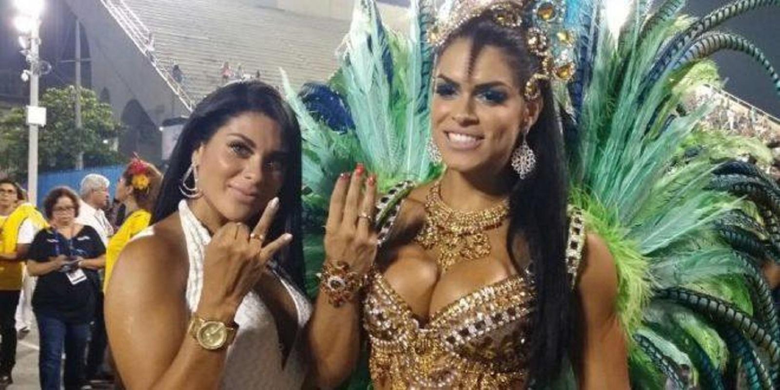 Matrimonio Simbolico En Brasil : Discriminación contra una reina de los carnavales río